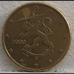 Finlande - 2000 - 10 cents