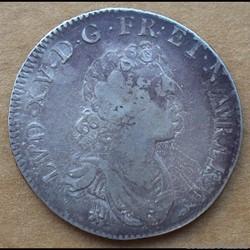 Lousi XV - Demi écu vertugadin 1716