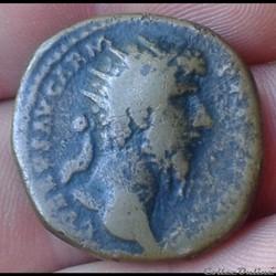 LUCIUS VERUS - Dupondius