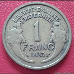 1 franc 1933