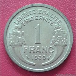 1 franc 1939