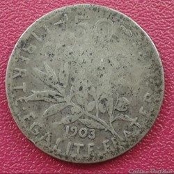 50 centimes 1903