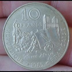 1985 - tranche A - Commémo