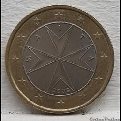 Malte - 2008 - 1 euro