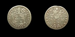 Pal 276 Var 1 / 20 kreuzers 1710