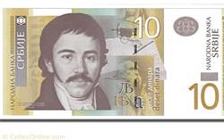 10 DINARS 2013