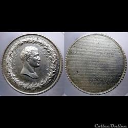 Napoleon Ier - Medaille -