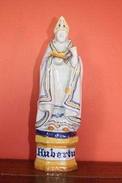 Statue en porcelaine
