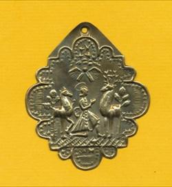 Médaille - Cornet de St Hubert
