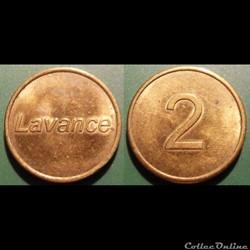 b-  Jeton LAVANCE 2
