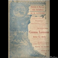 Affiches et vieux papiers