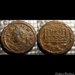 Génie du peuple Romain