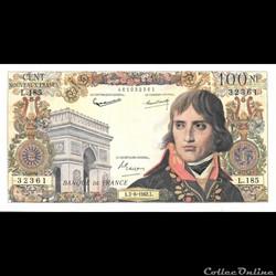 100 Francs Bonaparte