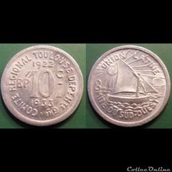p- MN Toulouse 10 C. 1922-1933 Al Elie: 15.8a
