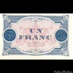 billet france banque xxe d2 1fr chambre de commerce de mont de marsan deliberation du 23 novembre 1917