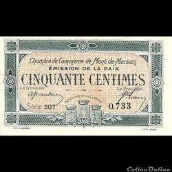 E1 50Cent Chambre de Commerce de Mont de...