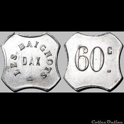 B 41 60 C. les Baignots Dax