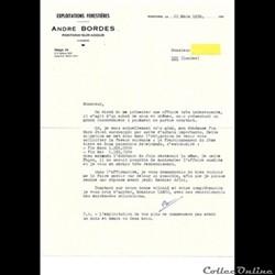Vieux papiers: Pontonx-sur-Adour Exploit...