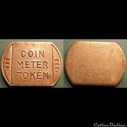 e- J etr USA Coin Meter Token