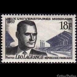 1957 Jeux Universitaires Mondiaux