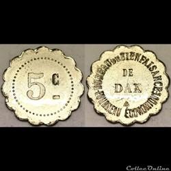 B1 5C  Dax Bureau de Bienfaisance