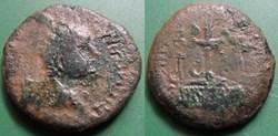 B-Julio-Claudiens Tibère Espagne Bronze