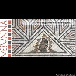 Périgueux Site-musée gallo-romain Vésunn...