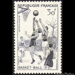 1956 Basket-ball, pelote basque, rugby, alpinisme
