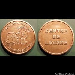 b-  Jeton CENTRE DE LAVAGE