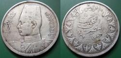 Egypte 10 Piastres 1939