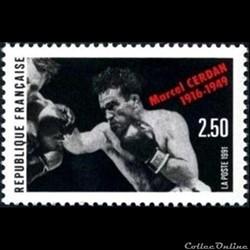 1991 Marcel cerdan