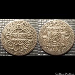 Monnaies argent Monde