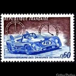 1973 50 ème anniversaire 24heures du Mans