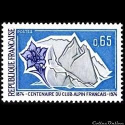 1974 Centenaire du Club Alpin Français