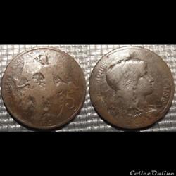 Ca 5 centimes Dupuis 1899