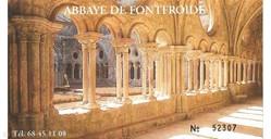 Abbaye de Fontfroide dans l'Aude
