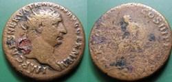 D- Les Antonins Trajan Dupondius