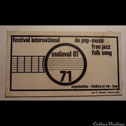 Festival Pop de Malaval
