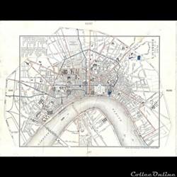 Bordeaux Plan ancien