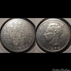 Belgique 50 Franc 1939 Belgique:Belgie