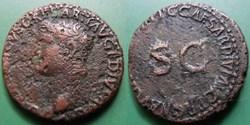 B-Julio-Claudiens Germanicvs As