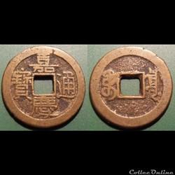 Chine Jiaqing 1796-1820 (Boo-Chiowan)