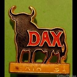 Pin's (40) Dax Féria 91