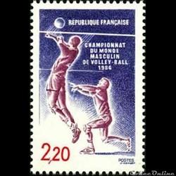 1986 Championnats du monde masculin de volley ball