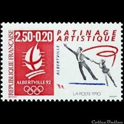 1992 Alberville 92 Jeux Olympiques d'hiver