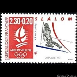 1991 Alberville 92 Jeux Olympiques d'hiver