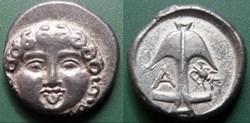 Thrace-Apollonia Pontica-Drachme