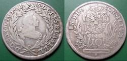 Germany Bavière 10 Kreuzer 1768
