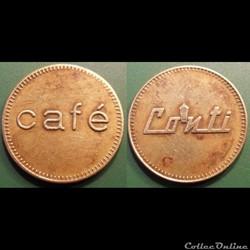 b-  Jeton Café Conty