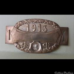 pf vélo 1913